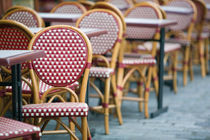 Cafe Tables von Danita Delimont