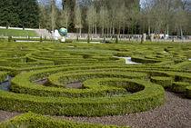 National Museum Paleis Het Loo (aka Het Loo Palace) Lower gardens by Danita Delimont