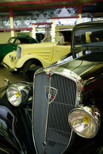 Peugeot Cars of the 1930's von Danita Delimont