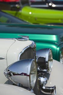 Antique car show by Danita Delimont