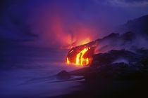 Kilauea Volcano Hawaii Volcanoes National Park Island of Hawaii Hawaii von Danita Delimont