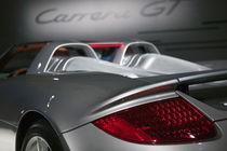 Porsche Carrera GT Sportscar Details by Danita Delimont