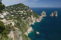 CAPRI: Faraglioni Rocks von Danita Delimont