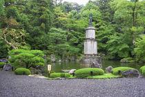 Scilent Stone Garden by Danita Delimont
