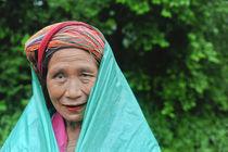 Palaung ethnic minority by Jeff Bauche