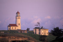 Cape Blanco Lighthouse von Danita Delimont