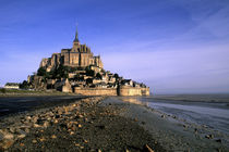 Michel Island Fortress in Normandy France von Danita Delimont