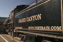 Williams: Grand Canyon Railroad Train von Danita Delimont