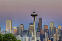 Skyline from Kerry Park von Danita Delimont
