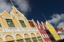 Willemstad: Punda Harborfront / Penha Building / Dutch Architecture by Danita Delimont