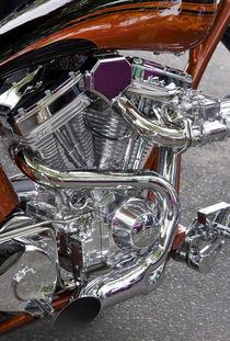 Classic motorcycle von Danita Delimont
