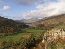 Wales (RF) by Danita Delimont