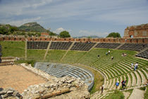 Greek-Roman Theater by Danita Delimont