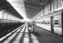 Interior of Aswan Dam Train Station von Danita Delimont