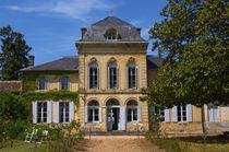 Renovated by Jorgensen Chateau de Haux Premieres Cotes de Bordeaux Entre-deux-Mers Bordeaux Gironde Aquitaine France by Danita Delimont