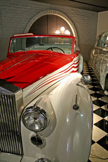 Car collection in The Liberace Foundation and Museum Las Vegas Nevada von Danita Delimont