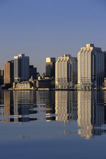 Halifax skyline by Danita Delimont