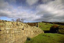 2nd century Roman wall by Danita Delimont