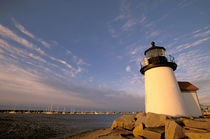 Brant Point lighthouse by Danita Delimont
