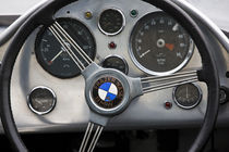 BMW-Fraser-Nash Car interior from the 1930s by Danita Delimont