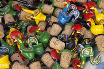 Typical cork souvenirs by Danita Delimont