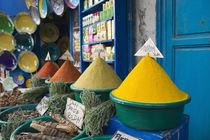 ESSAOUIRA: Spice Market by Danita Delimont