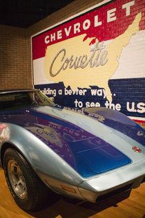 1970s Corvette by Danita Delimont