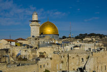 Dome of the Rock von Danita Delimont