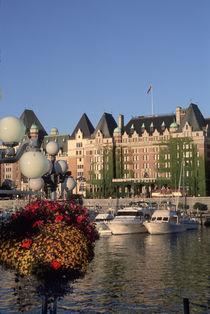 Victoria Empress Hotel by Danita Delimont
