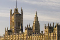 London: Houses of Parliament / Morning von Danita Delimont