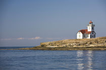 United States Coast Guard Light Station by Danita Delimont