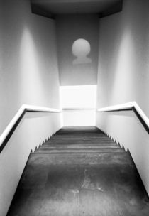Stairway Museum of Modern Art by Danita Delimont