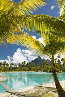 Regis Resort in Bora Bora by Danita Delimont
