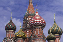 Basil's cathedral by Danita Delimont
