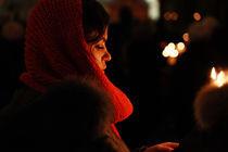 prayer girl von Diana Kartasheva