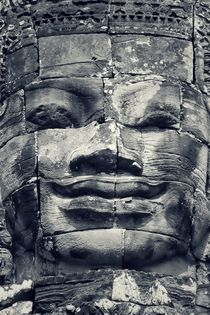 Face of Angkor by littlepeak