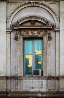 Window 1, Rome, Italy von Katia Boitsova-Hošek