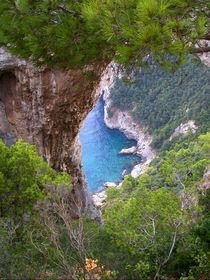 Arco Naturale - Capri von captainsilva