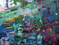 Elaine's Garden by Edwin Abreu