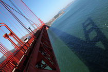 Golden Gate Bridge I by winterimages