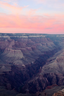 Sunset @ Grand Canyon IV von winterimages