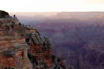 Sunset @ Grand Canyon III by winterimages