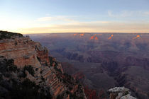 Sunset @ Grand Canyon II von winterimages