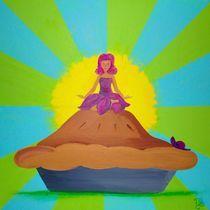 yoga pie by Natalie Besser