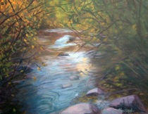 Hidden Stream and Trees von Stephen hanson