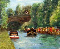 Cheshire Canal Remembered von Elizabeth Edwards