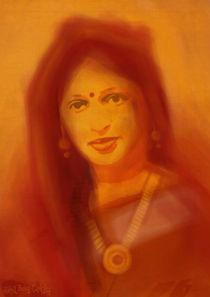 My Mom by Nikhil Bose sangle
