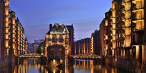 Hamburg Speicherstadt by imageworld
