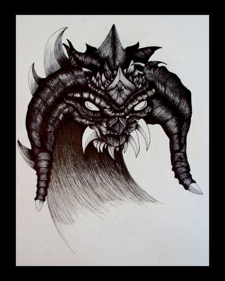 Mikes-dragon
