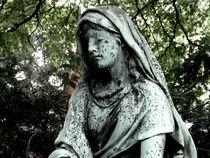 graveyard mourning XIV von Oliver Metz